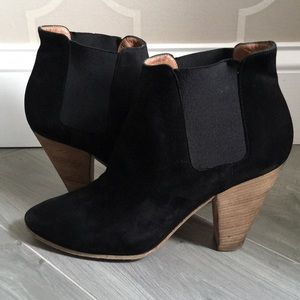 Sigerson Morrison Suede Booties